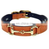 High Quality Leather Dog Collars