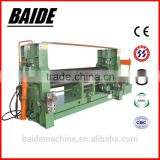 W11S rolling machine of cold rolled steel plate manual and automatic rolling machine with prebending