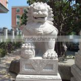 Popular Stone lion sculpture