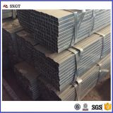 100*100mm steel tube a53 galvanized square steel pipe carbon erw galvanized steel pipe