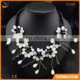 Factory handmade fashion beaded necklaces