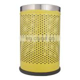 outdoor stainless steel dustbins ,trash cans