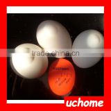 UCHOME Semi Transparent Color Change Kitchen Cooking Timer Egg Timer