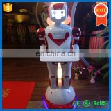 Multi-funcational Intelligent Talking Humanoid Robot Waiter for Restaurant,Factory Price