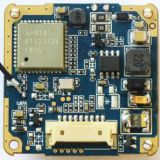 94v0 circuit board for driving recorder master chip