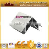 Extruded aluminum industrial aluminum profile 6063 6061 t5 t6 high quality anodized aluminium