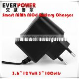 Everpower 5w <b>charger</b> for <b>NiMH</b> /NiCd battery <b>charger</b> high quality <b>smart</b> wall battery <b>charger</b>