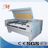 2-Heads Laser Cutting&Engraving Machine with Automatic Feeding Shelf (JM-1810T-AT)