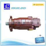 China stable performance hydraulic pump motor combo is equipment with imported spare parts
