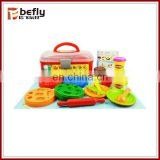 Funny playdough tools for children