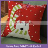 SQP027B fancy RED moroccan christmas cushion covers