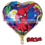 spiderman balloon