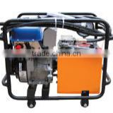 compact size high hydraulic pump with double stage pump output