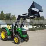 china Hot sale wheel loader good quality mini tractors with front end loader