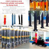 HYVA telescopic front end type hydraulic cylinder