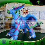 Unique Design PVC Dragon Sex Dolls Dragon Bouncing Ball Action Figure Toy 3 D Cartoon Inflatable Animals Toys