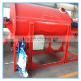 Horizontal Drum Type Putty Mixer With Simple Packing Machine