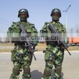 Customized Military Camouflage Battle Dress Uniforms