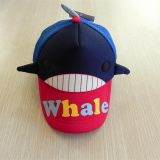 Baby's favorite Marine animal whale net hat
