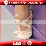 Women Gender and Stretch Canvas Professional Ballet Shoes