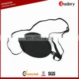 promotional durable black single eye mask