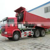 25 Tons Stocked SINOTRUK HOWO 6X4 Tipper Truck For Ethiopia