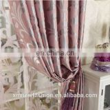 high grade jacquard curtain,jacquard blackout curtains,ready curtain fabric with voile