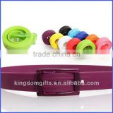 Popular 2013 Hot Sale Silicone Belt