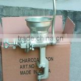 hand operating meat mincer/manual meat grinder