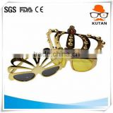 Designer cheapest crazy party glowing sunglasses