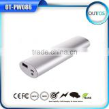 New External Battery Charger 11000mAh 2 USB Power Bank Power Bank with LED Flashlight