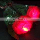 LED record flash rose valentine's day gifts