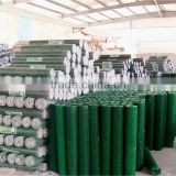 "yue 1/2"" MESH WIRE GREEN COLOR ROLL"