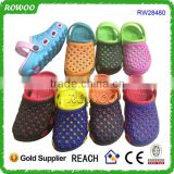 Highly versatile durable eva clogs cheap children sandals made in china