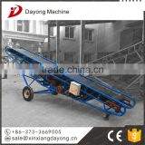 China latest technology stone belt conveyor