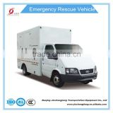 4 Ton Drainage Pump and Power Generator vehicle for Flood Emergency Rescue