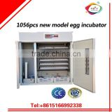 BEST selling price chicken egg and duck egg incubator price