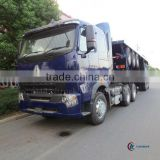 3 axles 40 Foot Container Transport Semi Trailer