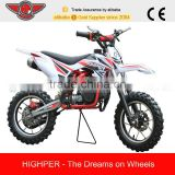49cc 2 stroke gas mini motorcycle, mini motorbike for Kids with CE