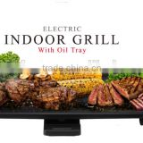professional Electrical Grill With Cool-touch Base & Handles 2000w ETL