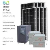 5KW off grid solar system for home