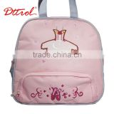D004998 Dttrol clear storage dance duffle backpack bag