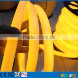 30m spool 24V DC <b>yellow</b> round led <b>rope</b> <b>light</b>s for outdoor