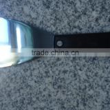 <b>Stainless</b> <b>steel</b> <b>trowel</b> / Putty knife