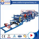 Roofing/Wall Used Eps Sandwich Panel Roller Former Machine