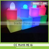 Furniture Any Size LED Cube LED Cube Chairs Light Cube led chair table and chair