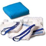 100% cotton washed Lap Sponge sterlize