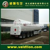 LNG tank truck trailer, LNG tank container transportation semi trailer                                                                         Quality Choice