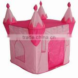 2017 wholesale princess play tent castle tent