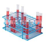 C8554 steel test tube rack